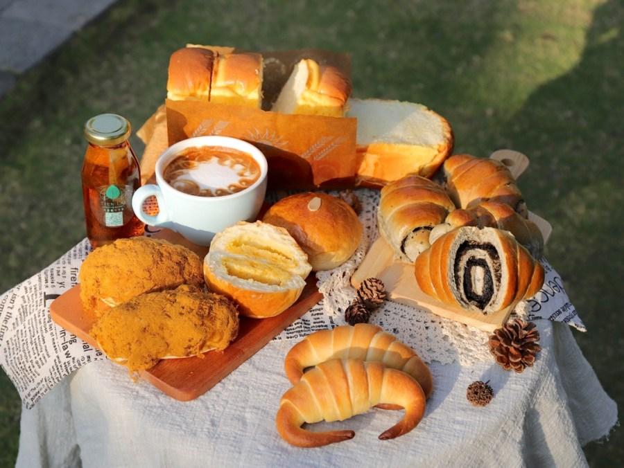 女子麥面包:隱身森林系天籟藝文市集的台南手作麵包店/全台唯一女子麵包師傅的手作烘焙坊/麵包課程教學