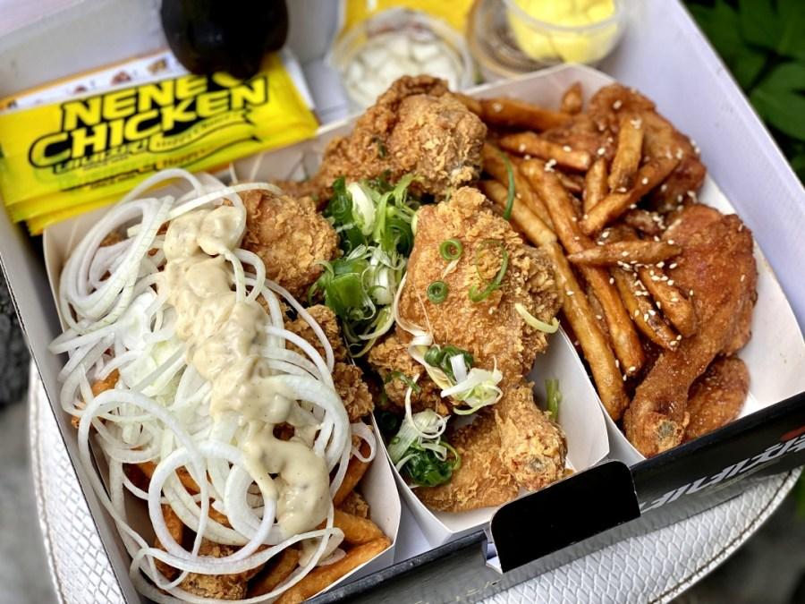NeNe Chicken Taiwan:韓國知名連鎖炸雞店終於插旗台南啦!!! 不用飛韓國~台南就能吃到正統的韓式炸雞囉!/韓國第一大炸雞品牌/最新優惠活動