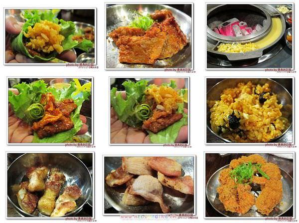 (台南。東區美食)『燒出名堂』台南也吃得到道地韓國烤肉。用汽油桶烤肉。大口吃肉大口喝酒的好地方~