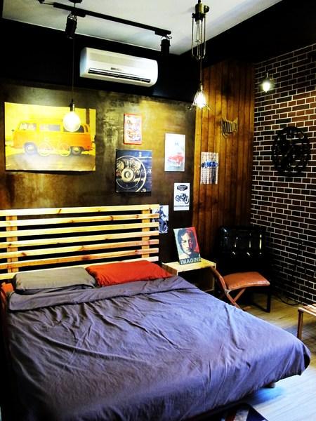 『House inn House 設計x旅宿』 衛民街個性旅宿。近台南火車站。