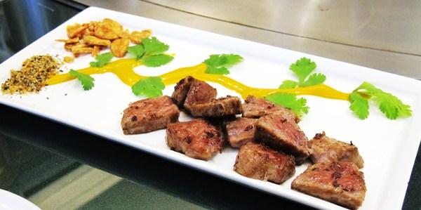 『椰如創意鐵板燒(金華店)』享受現場烹飪藝術與絕佳美食饗宴