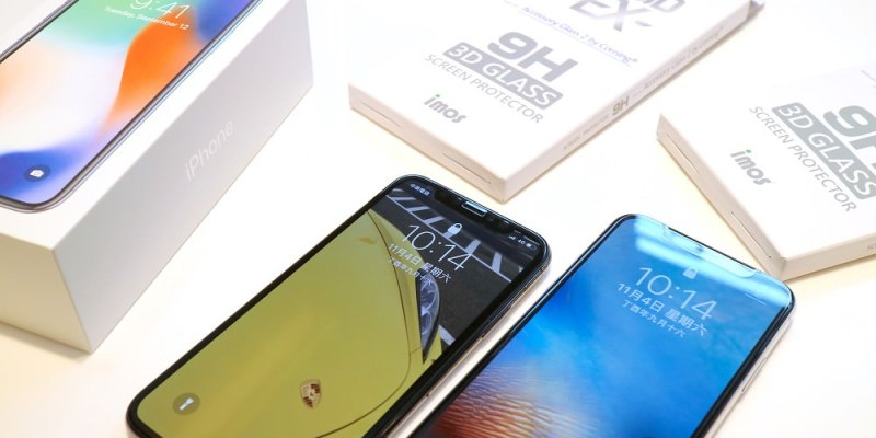 攜帶電話|最新iPhone X 手機,專屬imos螢幕保護貼,保護殼推薦