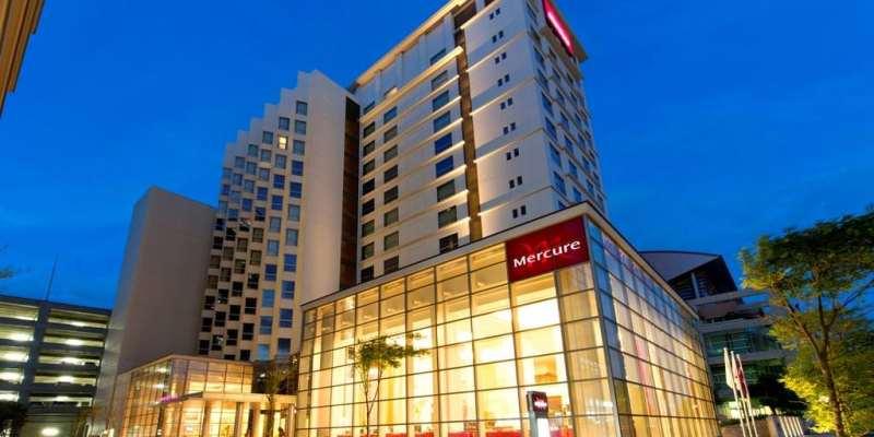 沖繩那霸美居酒店 Mercure Okinawa Naha:沖繩那霸住宿推薦