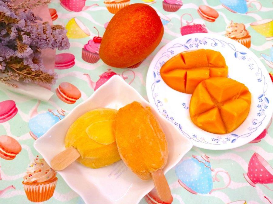 FruitPop芒果冰棒,讓你吃到最新鮮的芒果冰!輕鬆吃冰不怕黏TT!|一個好貨/夏天必吃/全台宅配