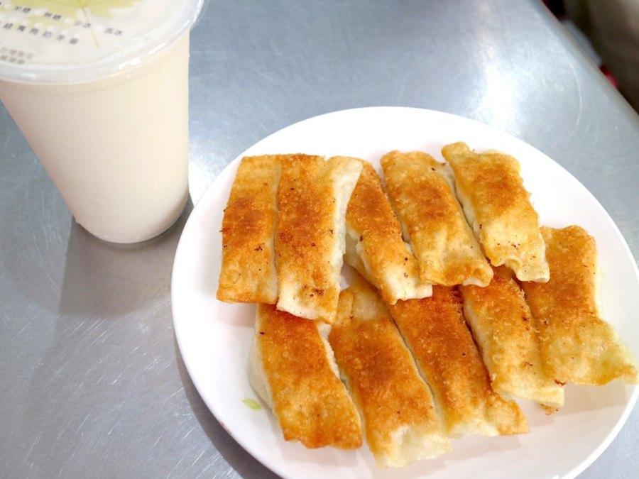 幸福鍋貼:從國中吃到現在的幸福味道,懷念的銅板價早餐