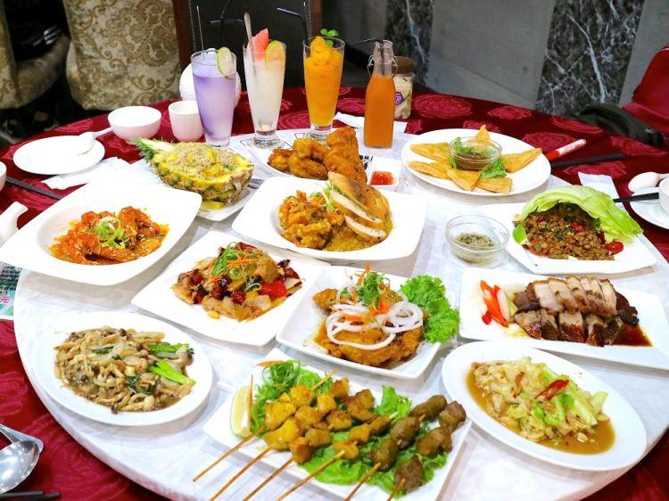 凹凸泰式餐廳中華店:全店餐點$99/199/299均一價,讓你不傷荷包 開心大吃泰國料理/港式燒臘|台南平價聚餐泰式餐廳推薦
