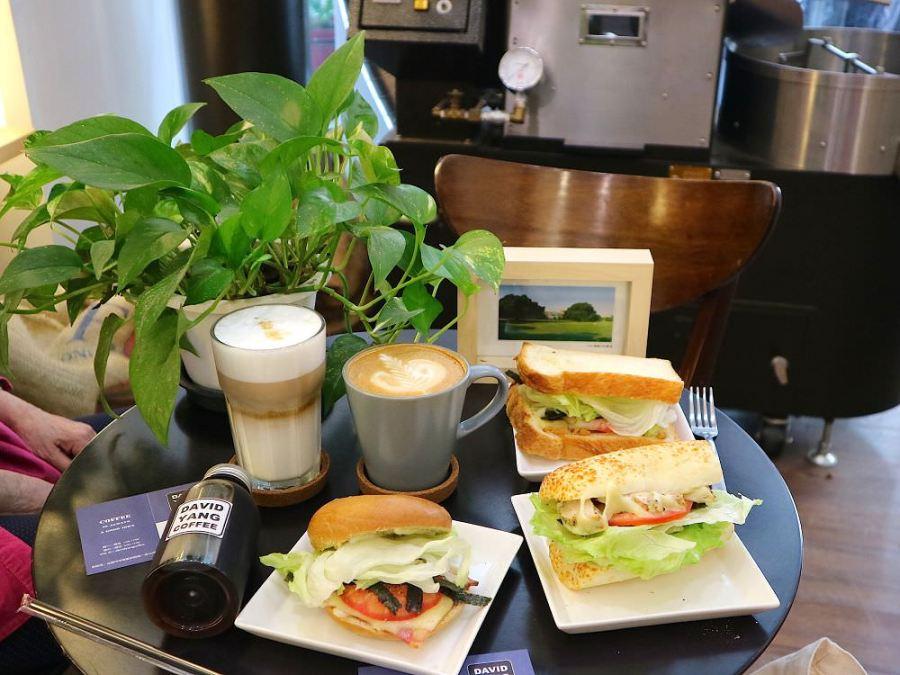 DAVIDYANG coffee大衛洋咖啡:孔廟園區的專業咖啡店/精品咖啡烘焙專賣店