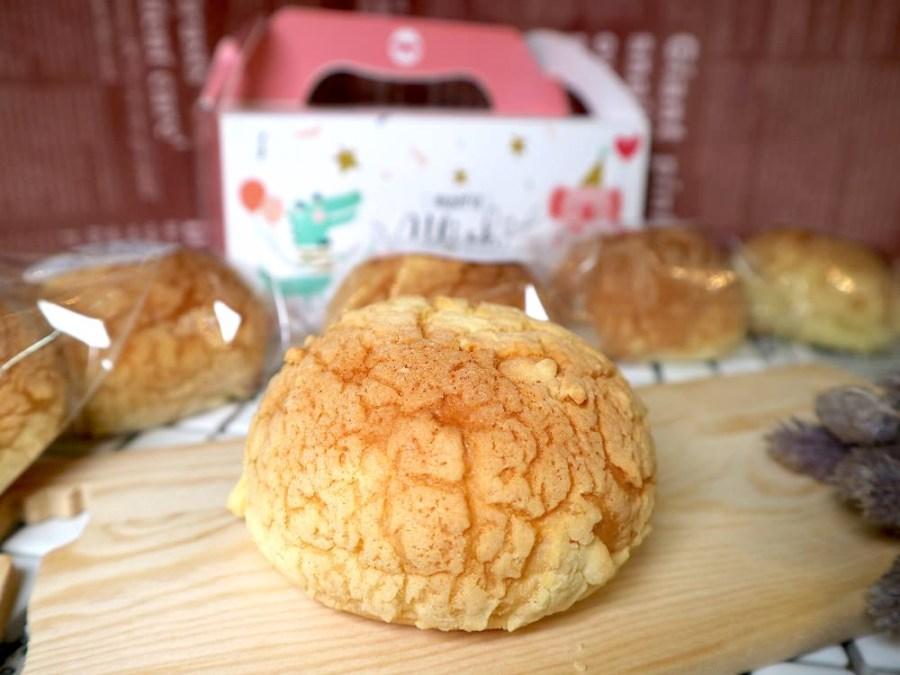 咿吉麵包坊:香緹奶菠,新上市!讓你一次品嚐到菠蘿麵包和泡芙的雙重美味|隱身台南北區巷弄的隱藏版麵包店.麵包當天出爐就秒殺.夏季限定-芒果寶盒/盒泥香芋.熱銷中