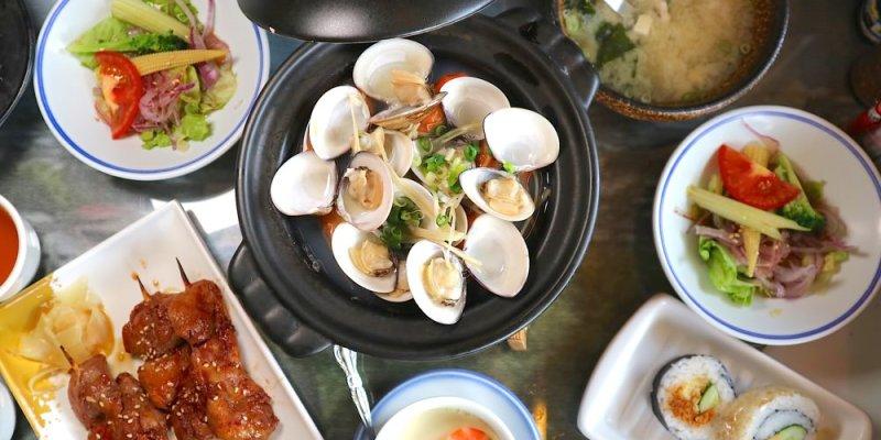 櫻井日本料理:台南平價日本料理店,火烤兩吃讓你享受火鍋和烤肉的雙重美味|高CP定食套餐,一次享受五道料理|台南日本料理.日式便當外帶外送.台南聚餐餐廳推薦