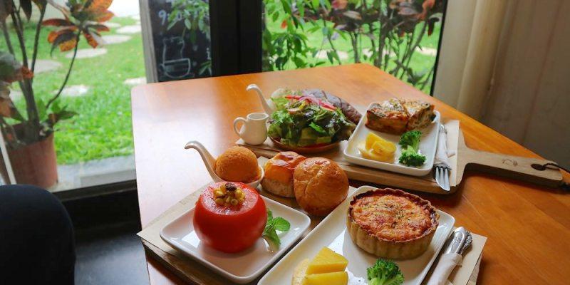 一緒二咖啡 Cafe Isshoni:隱身在百年老宅內的質感早午餐店,均一價$250元 台南中西區早午餐推薦
