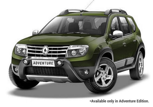 Renault Duster 2012 2015 Adventure Edition Colors