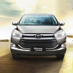 All New Kijang Innova 2.4 G At Diesel Grand Avanza Gambar Toyota Crysta Price Reviews Images Specs 2018 Offers Pictures