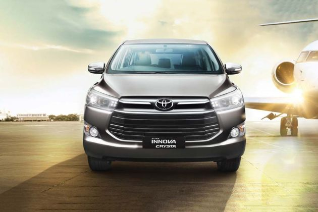 all new kijang innova 2.4 g at diesel toyota yaris trd 2013 bekas crysta price reviews images specs 2018 offers pictures