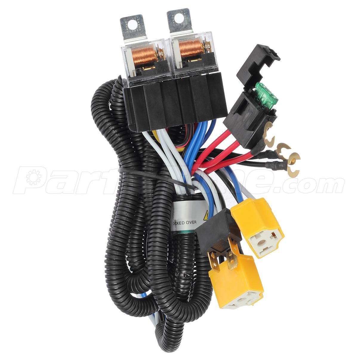 medium resolution of h4 halogen headlight wiring diagram