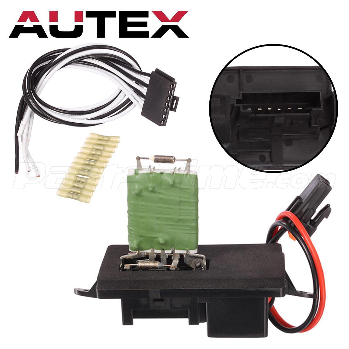 blower motor resistor wiring diagram peavey predator ax ac w harness for chevy