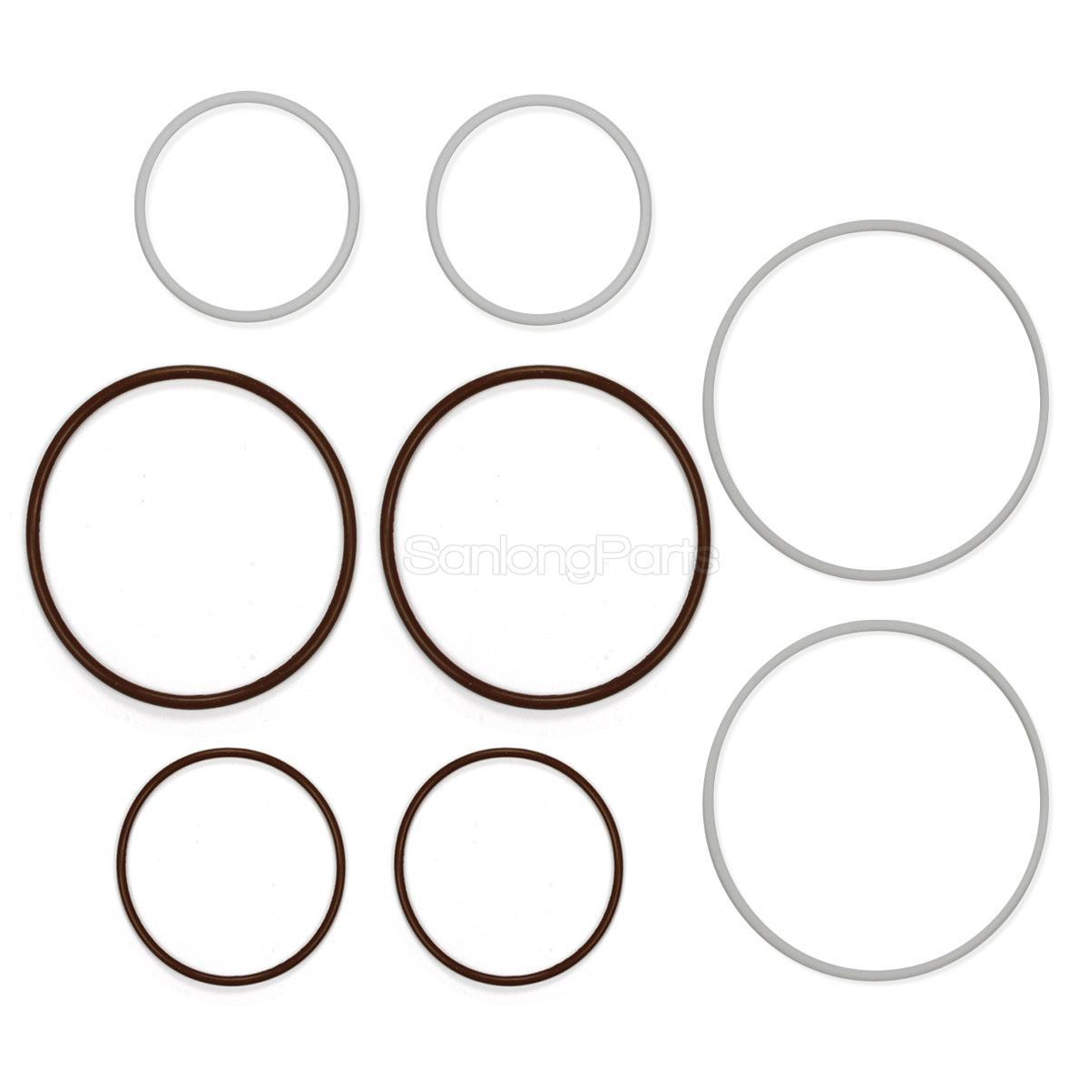 Dual Vanos Seals O Ring Repair Kit Fits E36 E39 E46 E53 E60 E83 E85 M52tu M54