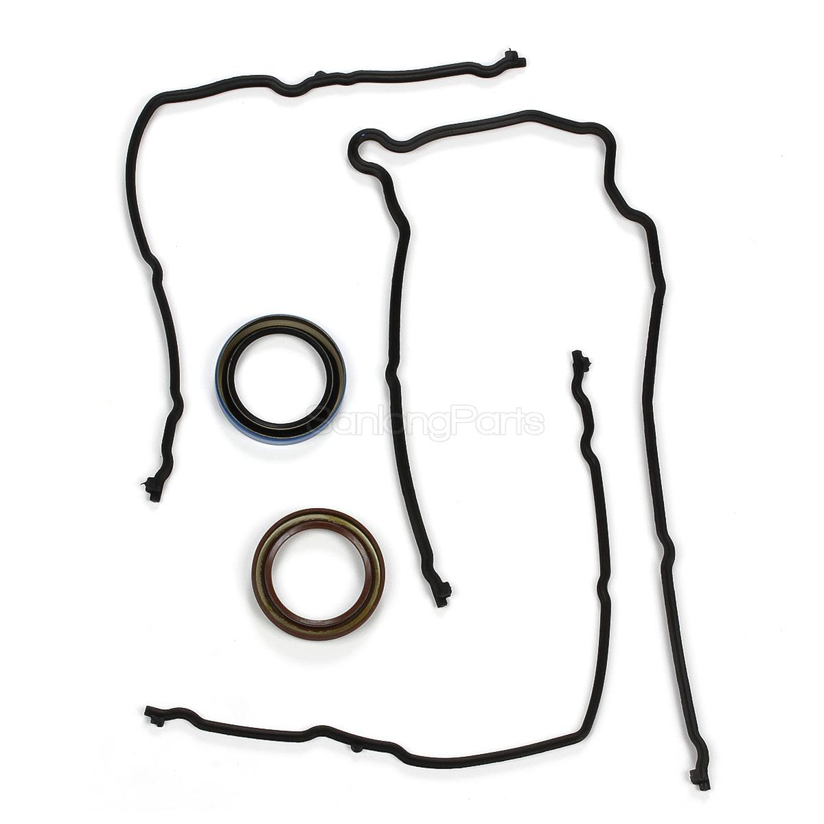 Timing Cover Gasket Set Fits 96 05 Ford Crown Victoria 4