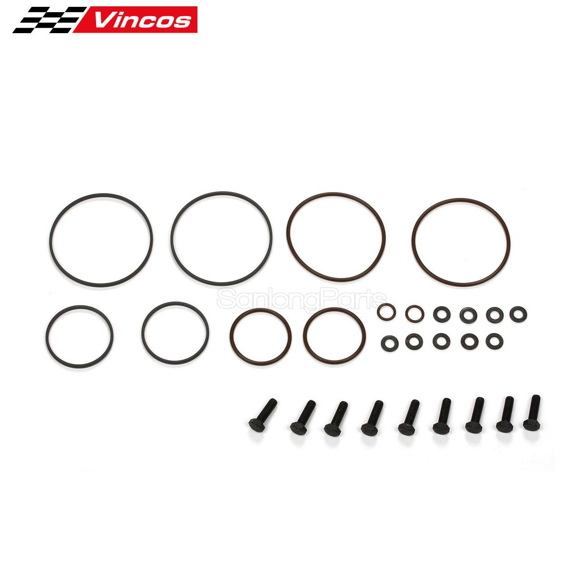 Fits Bmw 3 Series E46 Double Twin Dual Vanos Seals Repair Kit M52 M54 M56