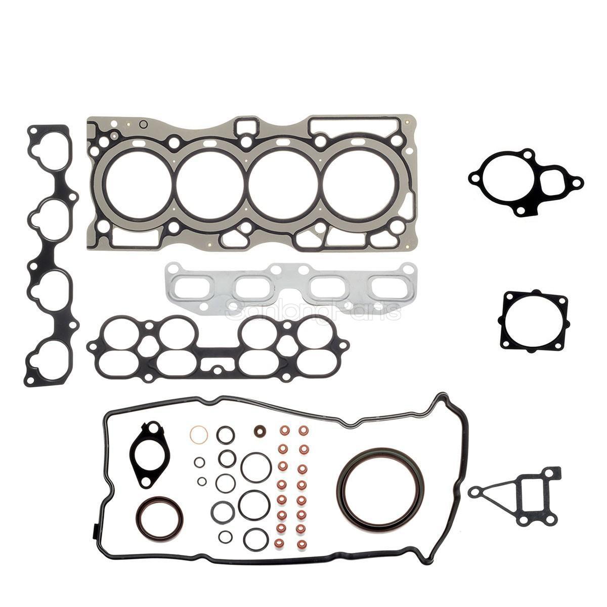 Fits Nissan Altima Sentra Ser 2 5 Cylinder Head