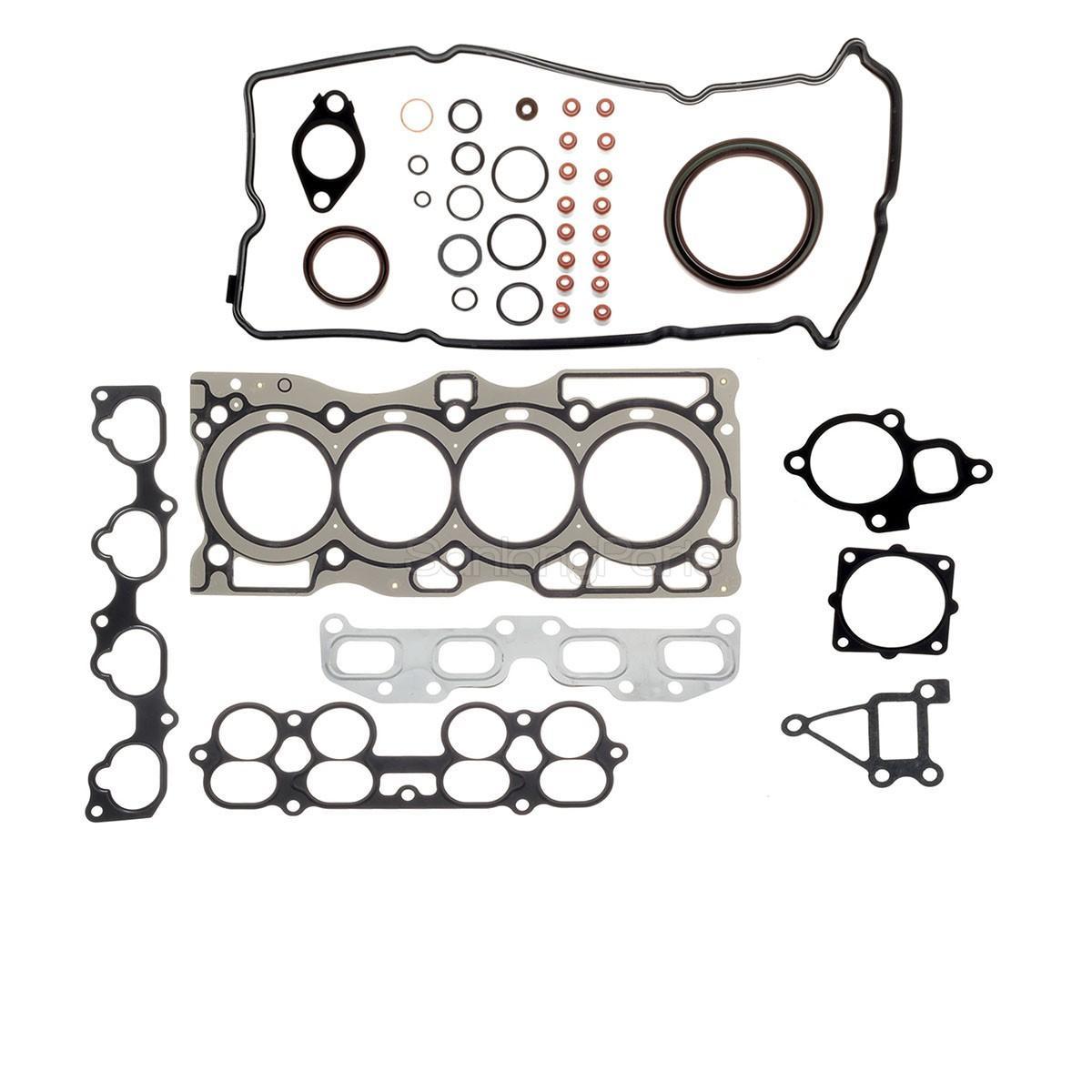 Fits Nissan Altima Sentra SER 2002-2006 2.5 Cylinder Head