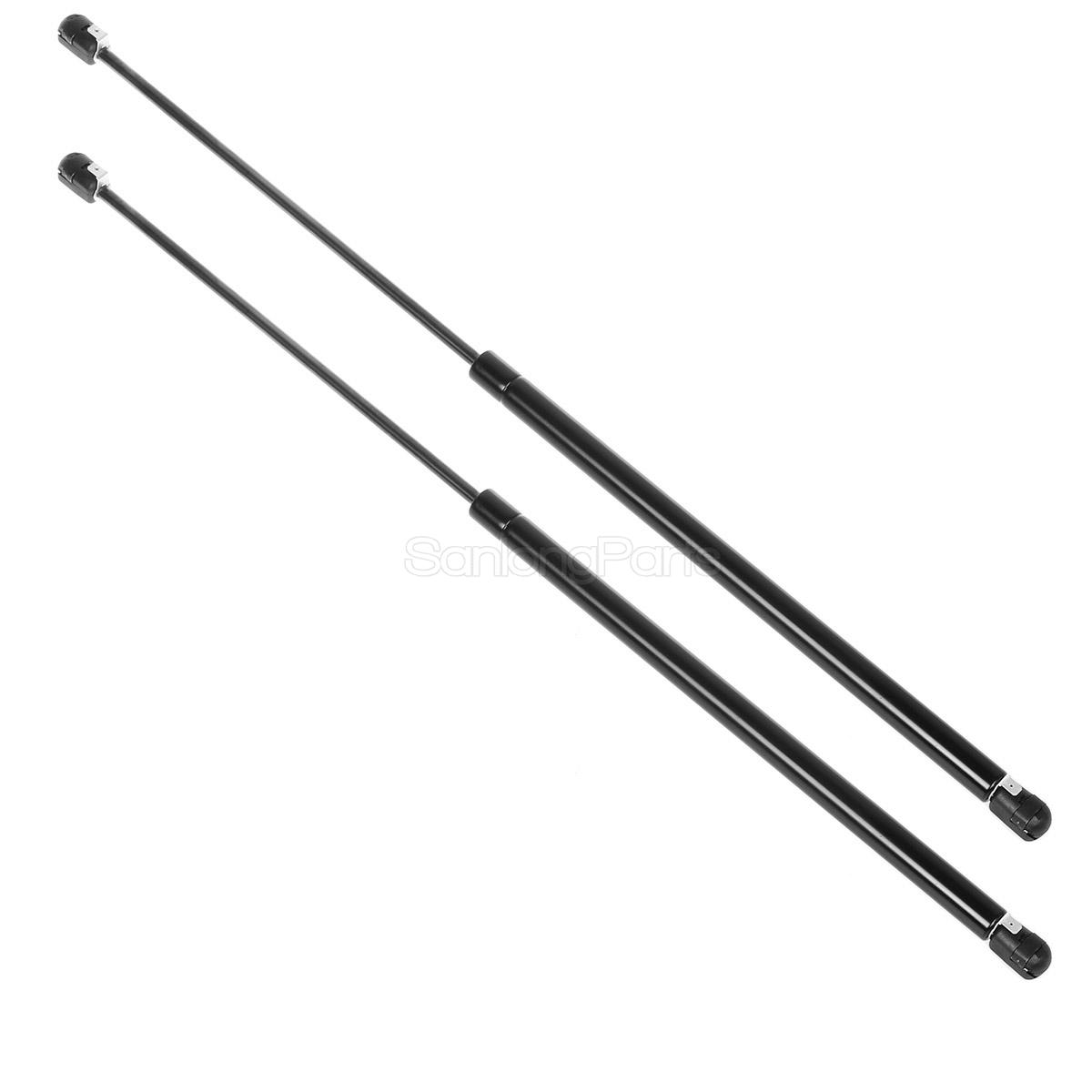 2pcs Rear Window Glass Gas Charged Lift Support For