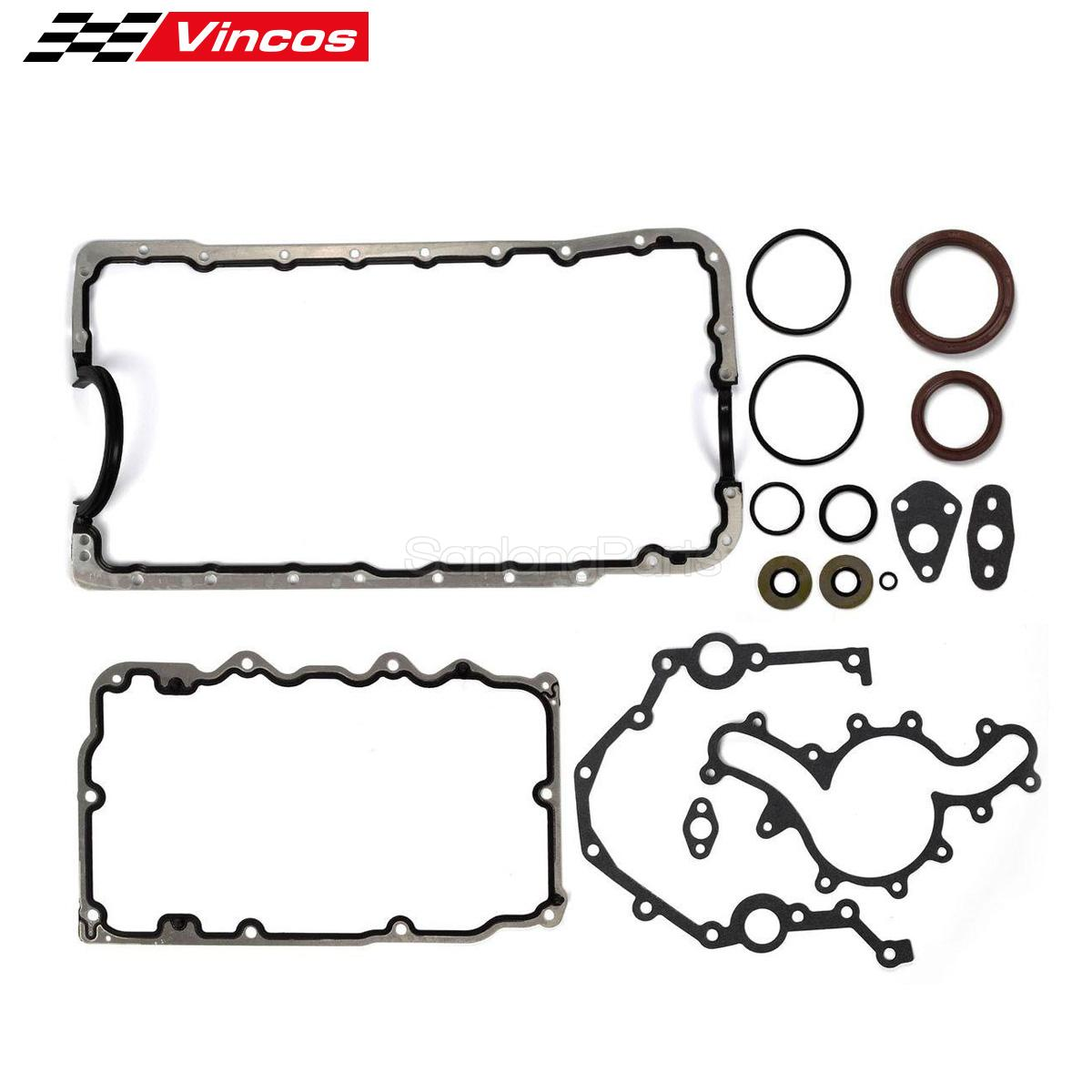 Fits for Ford 4.0L SOHC 97-11 Lower Gasket Set w/ Oil Pan