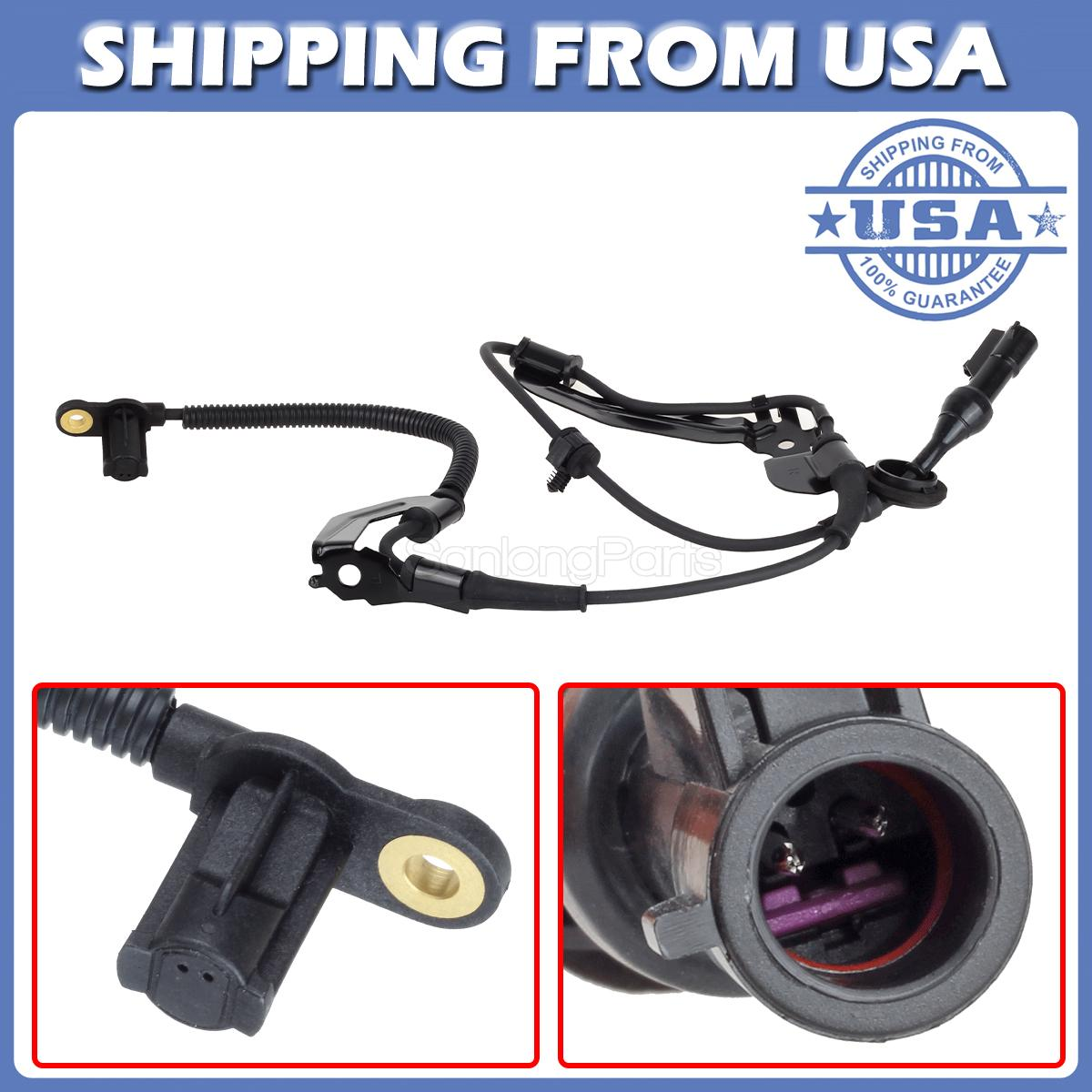 hight resolution of details about front right abs wheel speed sensor als127 for 2001 2008 ford escape 3 0l 2 3l