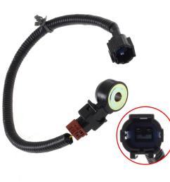 knock sensor wiring harness for 95 99 nissan maxima v6 3 0l 22060 30p00 ks79 [ 1200 x 1200 Pixel ]