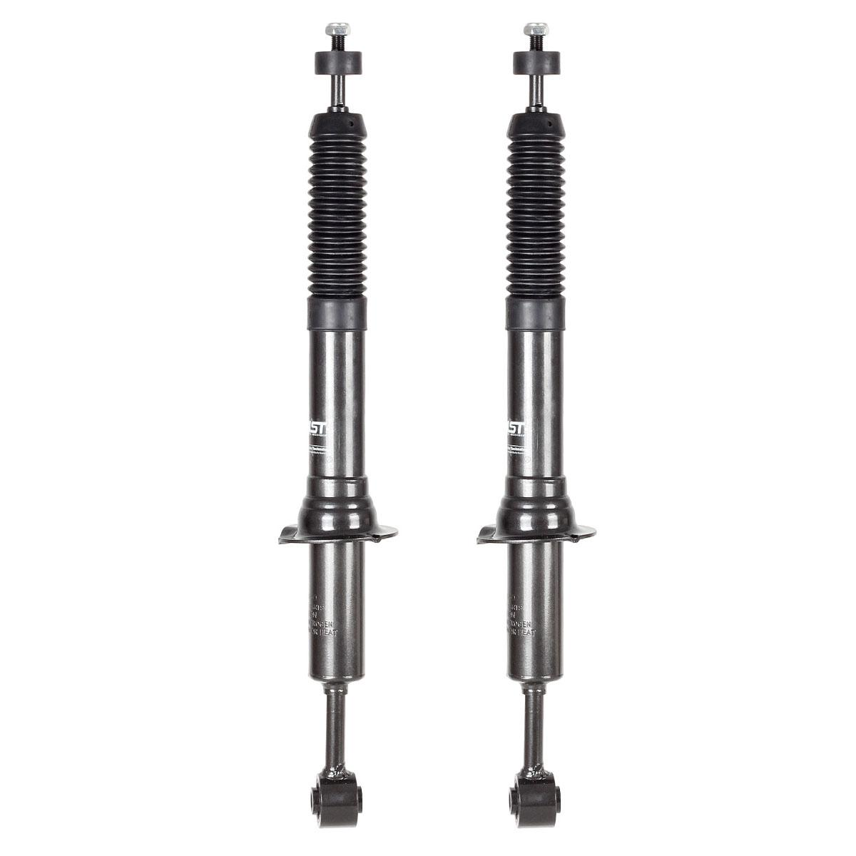 2 Pieces Shocks Struts Absorber Front Pair For