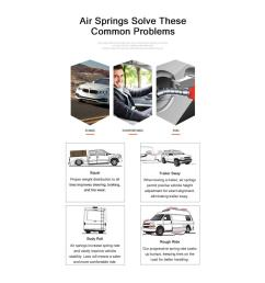 new rear air suspension air spring bag for buick chevy gmc isuzu olds saab [ 1200 x 1200 Pixel ]