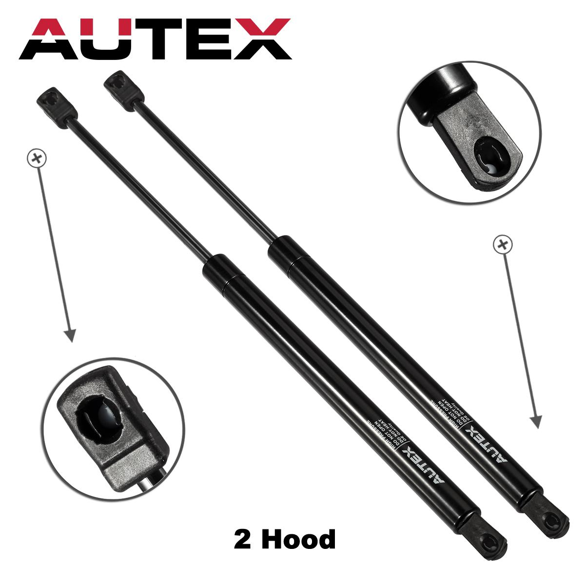 Sg Gas Charged Hood Lift Support Struts For