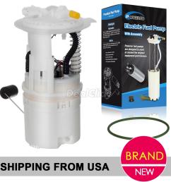 details about for 04 09 chrysler pt cruiser 2 4l w turbo fuel pump module assembly 5114547ad [ 1200 x 1200 Pixel ]
