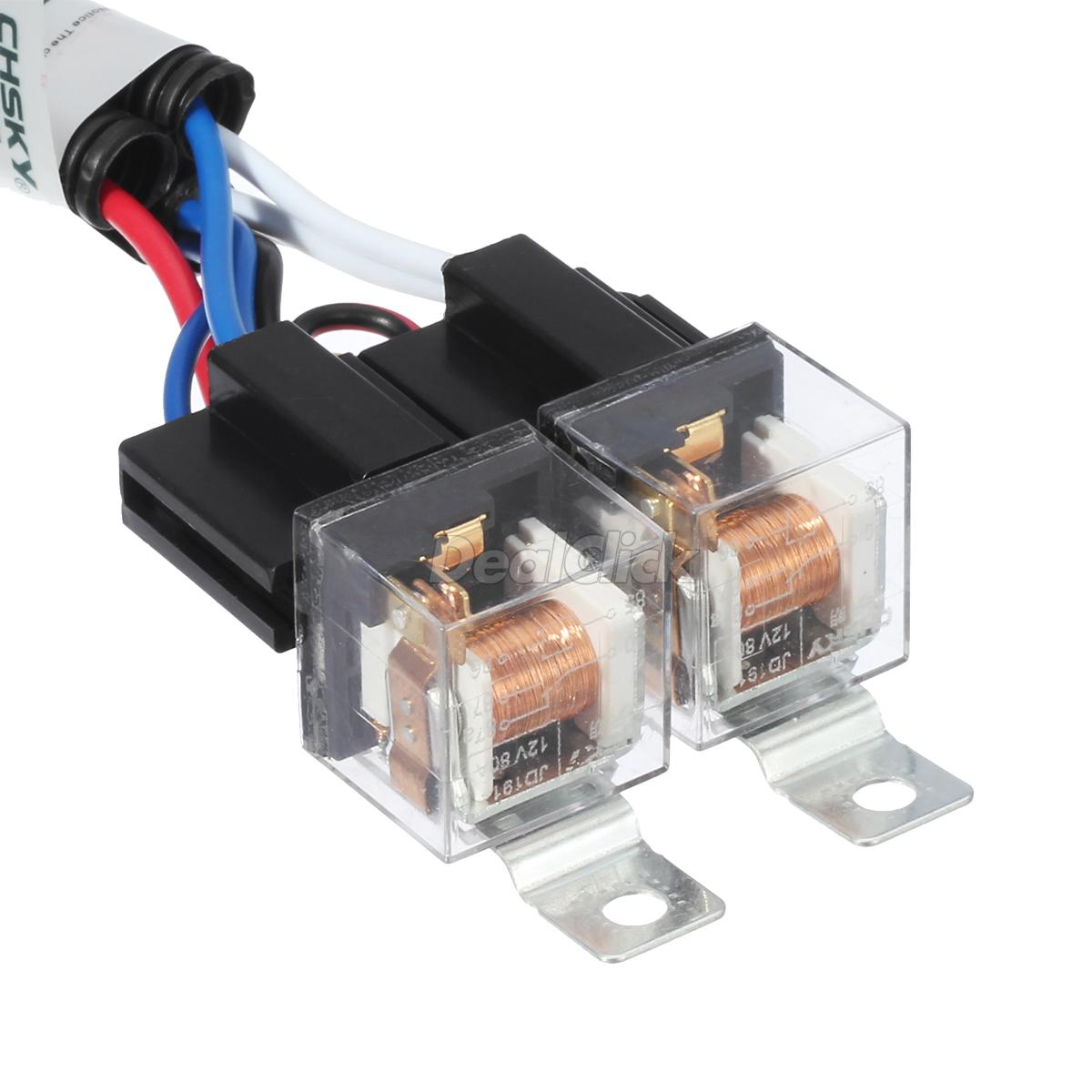 Wiring Headlamp Relays