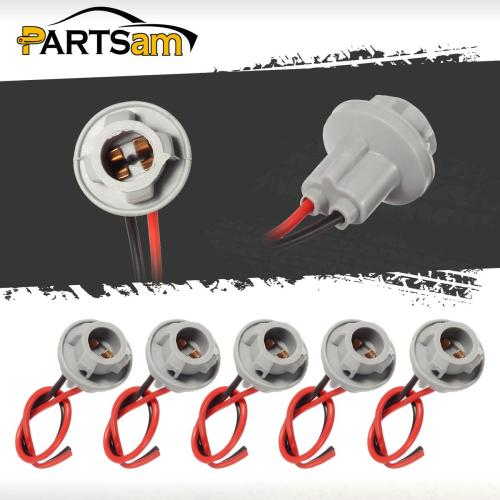 small resolution of details about a set of 5pc t10 socket wire harness for cab marker clearance top light lamp hot