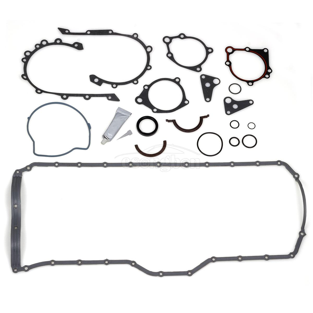 Full Gasket Set Fit for Jeep Grand Cherokee Comanche