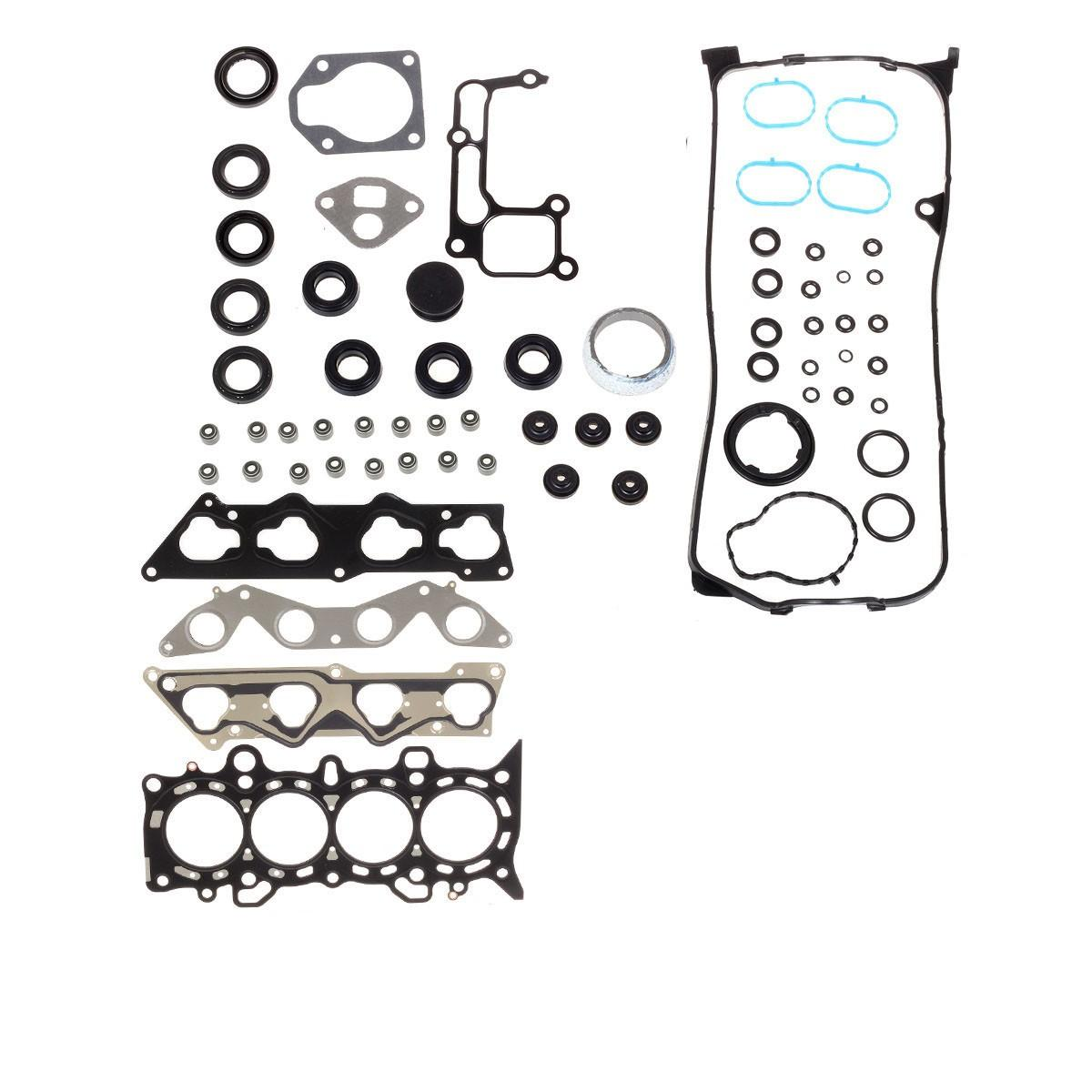 NEW Fits 2001-2005 Hoda Civic DX LX 1.7L Head Gasket Head