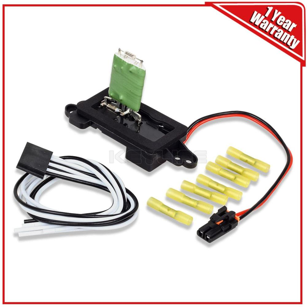medium resolution of image is loading hvac blower motor resistor w wire harness for