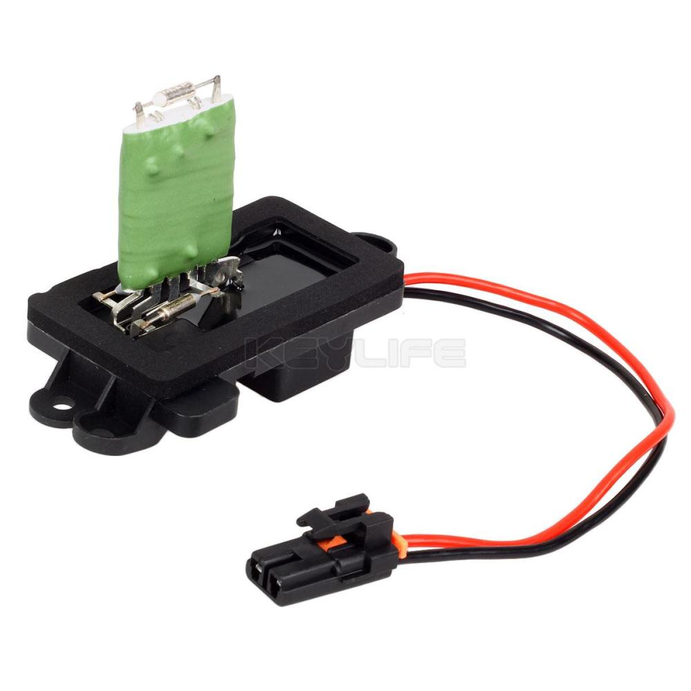 medium resolution of hvac blower motor resistor w wire harness for