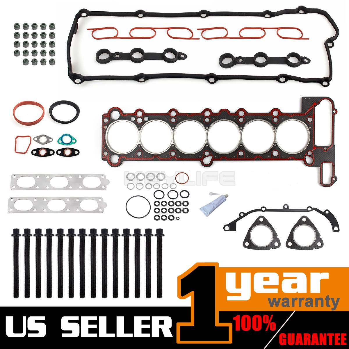 hight resolution of image is loading for bmw e39 323i 328i engine head gasket