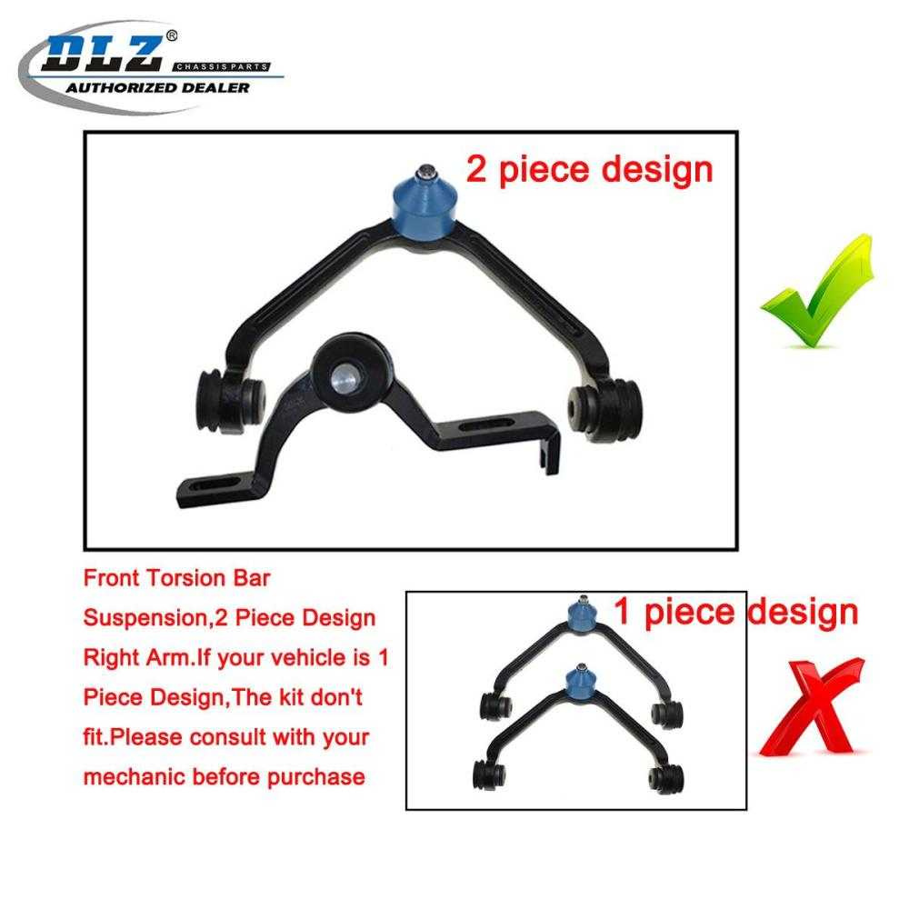 medium resolution of upper control arm and ball joint tie rods sway bar 8 pcs for 98 03 ford explorer 4 4 of 9