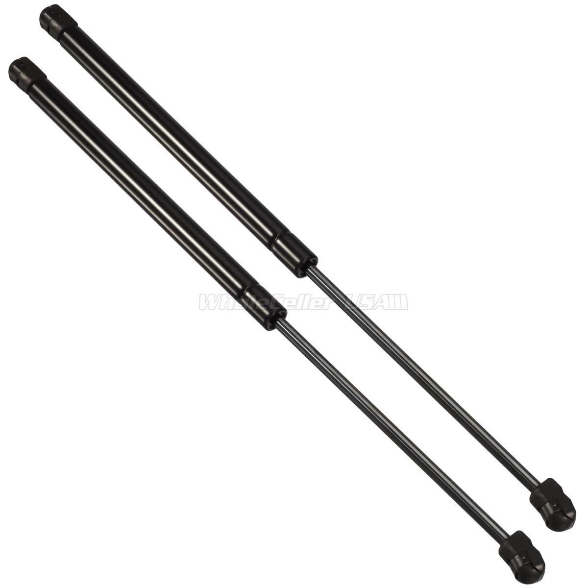 Qty (2) Rear Hatch Gas Charged Lift Support Struts For