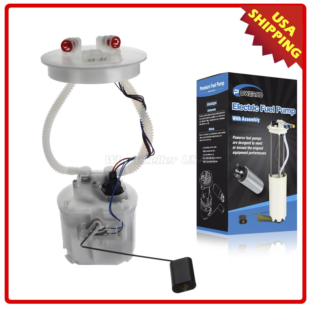 hight resolution of details about high performance fuel pump module assembly e10547m for ford focus 2000 2004 2 0l