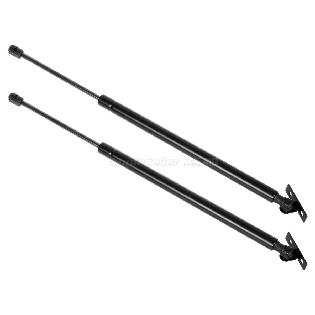 Qty2 SG214022 Lift Support Shocks Struts For Jeep Cherokee