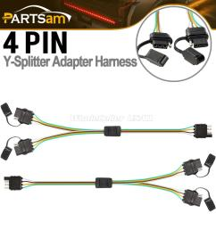 image is loading pairs trailer wiring harness extension 4 pin plug  [ 1200 x 1200 Pixel ]