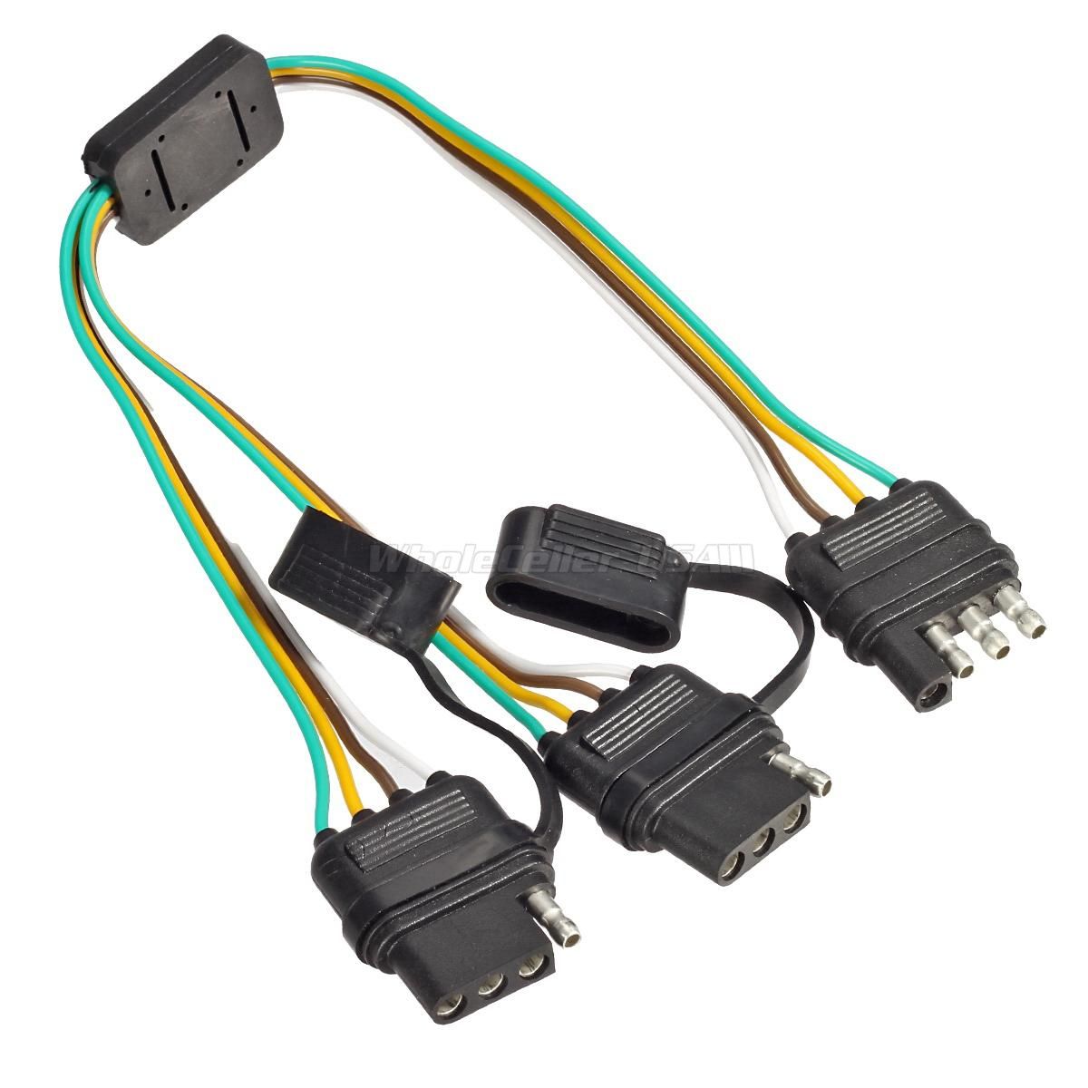 hight resolution of pairs trailer wiring harness extension 4 pin plug