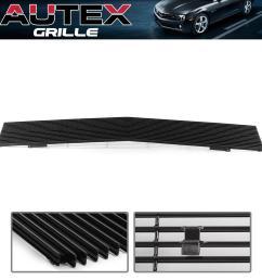 details about fit 81 87 chevy gmc pickup blazer jimmy phantom style black billet grille insert [ 1200 x 1200 Pixel ]