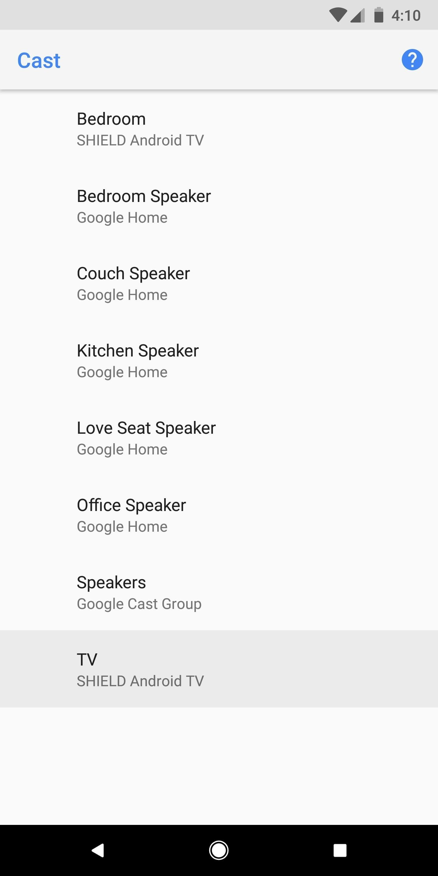 how to add a google cast button to your