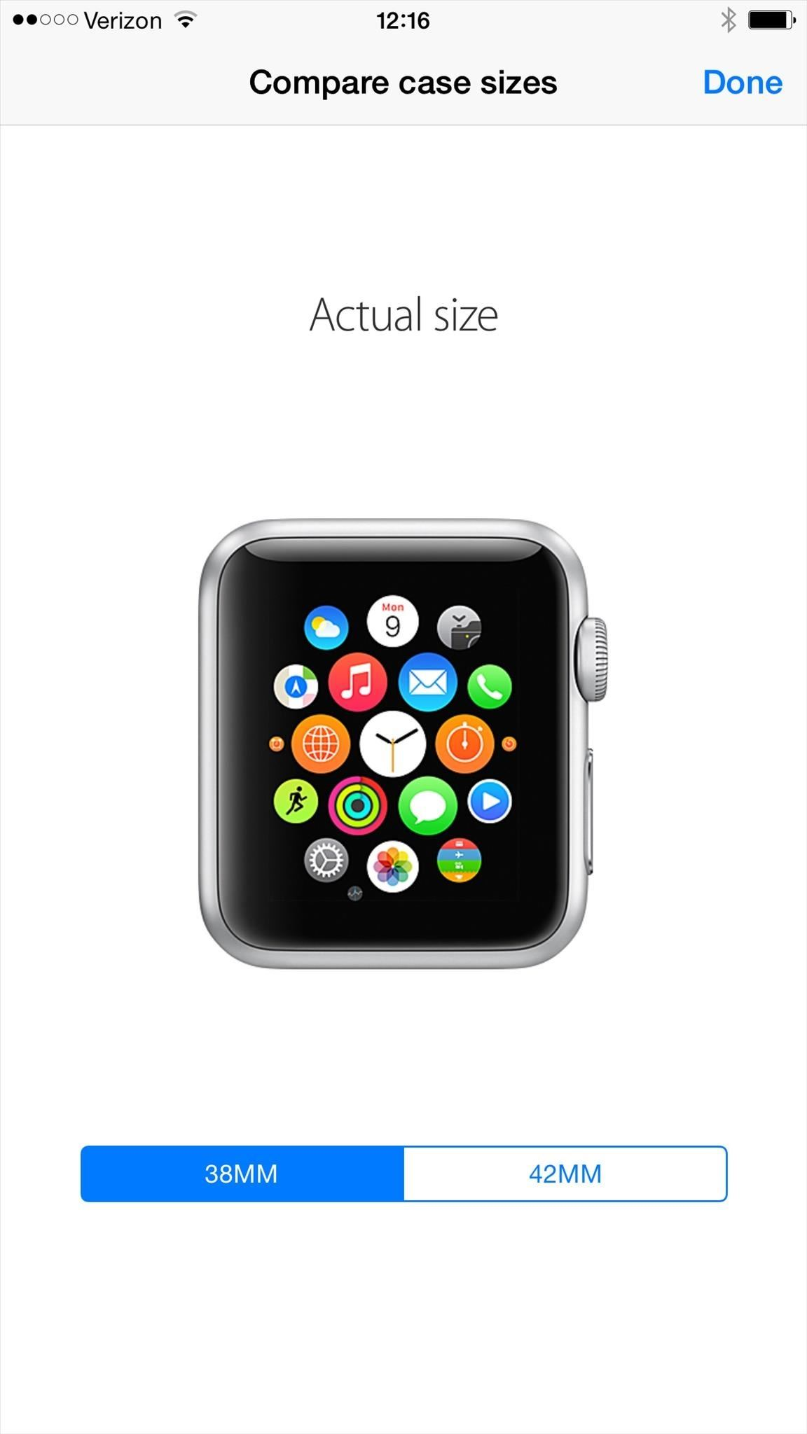 Which Apple Watch Size Is Best For You Use Our Printable Cutouts To Find Out Ios Amp Iphone