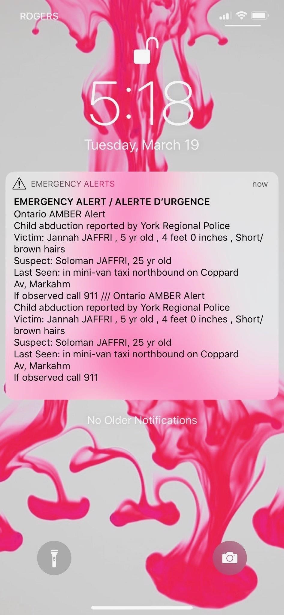 turn off amber alerts your iphone plus emergency public safety other government warnings.w1456