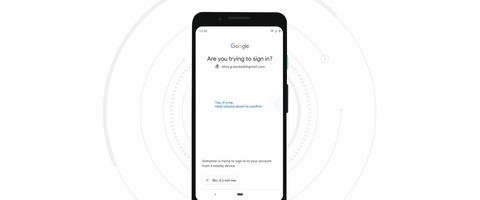 Use Your Phone as a Security Key for Logging into Your